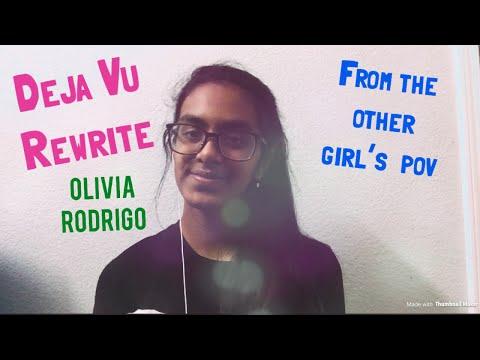deja vu (but from the other girl's pov) – olivia rodrigo cover || Sanjana Ananda