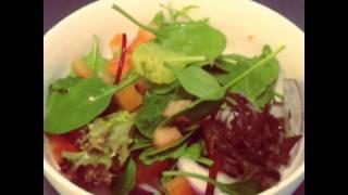 Canned Smoke Salmon Salad