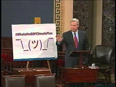 Senator Whitehouse to GOP: What