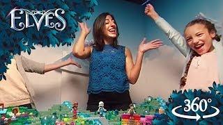 Elvendale 360° Universe: Your Turtle Builds and FULL landscape - LEGO Elves