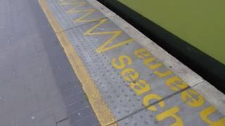 ダブリン コノリー駅 DART (2015年9月27日)