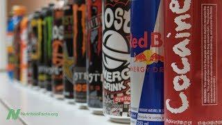 Je pití energetických nápojů nějak rizikové?