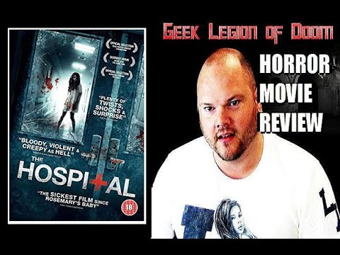 THE HOSPITAL ( 2013 ) Horror Movie Review