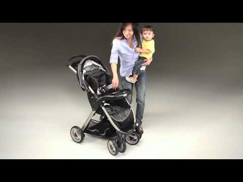 FastAction Fold Stroller by graco