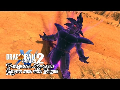 Dragon Ball Xenoverse 2 | Parallel Quests | Ginyu And The Fruit