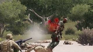 ARMA 3: Zombies Attack | US army vs Zombies & Demons