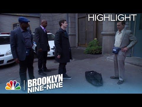 The Guys Receive A Mysterious Bag | Season 5 Ep. 19 | BROOKLYN NINE-NINE