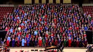 2012 Iowa All-State Chorus and Orchestra: The Battle Hymn of the Republic