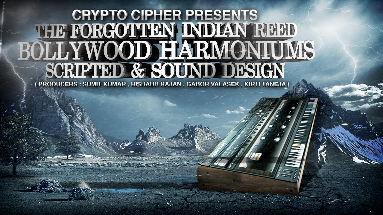 Best Harmoniums Vst Kontakt Instrument - Performance by Amarpreet Singh |  Crypto Cipher