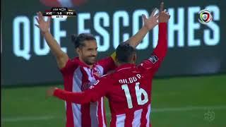 Video Gol Pertandingan Aves vs Portimonense
