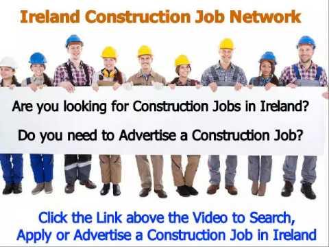 Ireland Construction Jobs