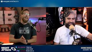 Night Attack #294: Aftershow