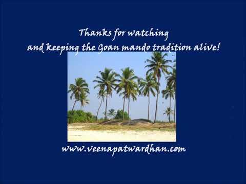 Goan mando Adeus Korcho Vellu Paolo with lyrics and English translation