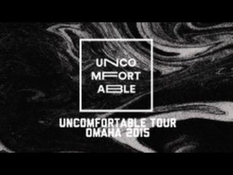 Andy Mineo Uncomfortable Tour Omaha 2015 Youtube