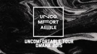 Andy Mineo Uncomfortable Tour Omaha 2015