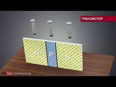 Смотреть Как устроены транзисторы? онлайн