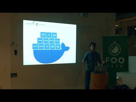 12 factor with Docker - Andres Torres