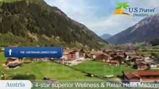 Wellness & Relax Hotel Milderer Hof - Neustift im Stubaital Hotels, Austria