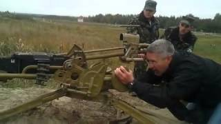 Russian weapons: Heavy machine gun