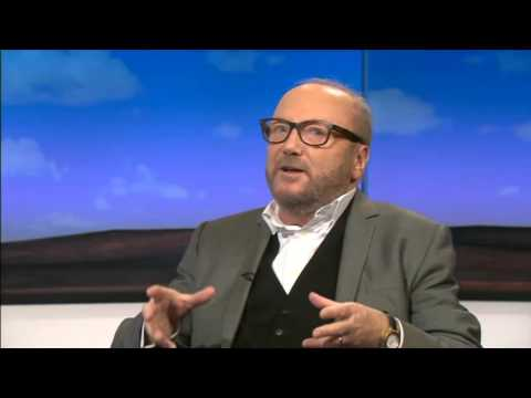 George Galloway goes postal over Daily Politics Grassroots Out hijack