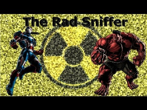 Marvel Avengers Alliance: Rad-Sniffer Review and Radiation Team