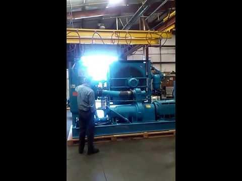 Quincy Northwest Rotary Screw Air Compressor