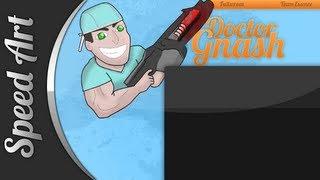 Karikatür Speedart BG
