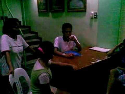 barangay 186 - akala mo kung sino ka.....