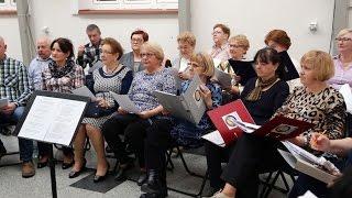 Wielopokoleniowe spotkanie w muzeum pt. 'Śpiewaj razem z nami'