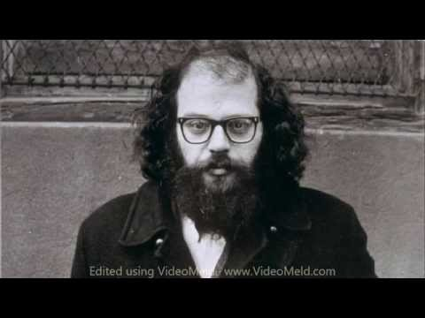Song by Allen Ginsberg (read by Tom O'Bedlam)