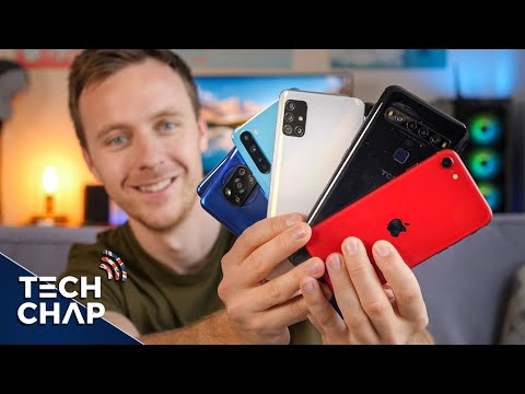 The BEST Phones under $400! (Late 2020) | The Tech Chap