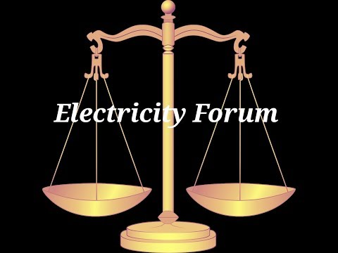 Electricity consumer Forum