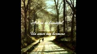 Michael Bolton ( A love so beautiful ) subtitulada en ingles y español- Hd.