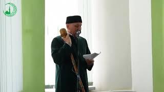 Пятничная проповедь в мечети Каусар города Набережные Челны. 30 03 2018