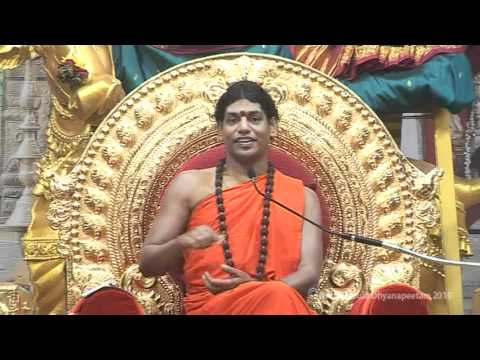 Siddha Tradition: States of Consciousness - Nithyananda Morn