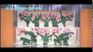 【Japanese Comedy】K-POP Dance Recital! Spot Nancy