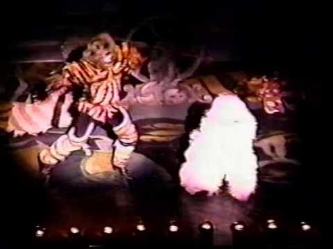 Cats Zurich Company 1991-92 Act 1 Jellicle Ball Aaron Copeland thru Memory