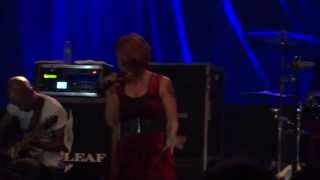 "Flyleaf - ""Call You Out"" and ""New Horizons"" (Live in San Diego 8-10-13)"