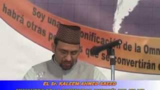 La Vida Sagrada de Hazrat Maulvi Nuruddin part 1/2