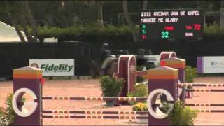 Video of QUIDAM VAN DE KAPEL ridden by MAGGIE MC ALARY from ShowNet!