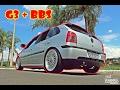 VW Gol G3 + BBS + FIXA = 2 & 4 WHEELS