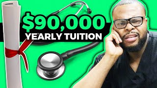 connectYoutube - $80-90,000/year for my medical school tuition. Was it worth it?