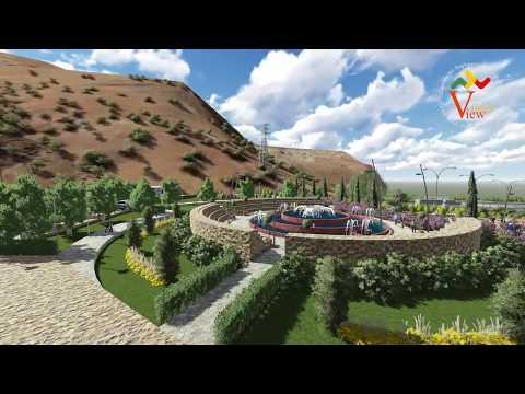 Darbandikhan Technichal Institute Landscape Design