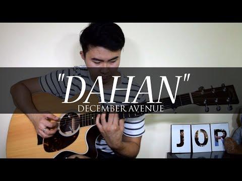 (TABS) December Avenue | Skusta Clee | Dahan (Fingerstyle guitar cover by Jorell)