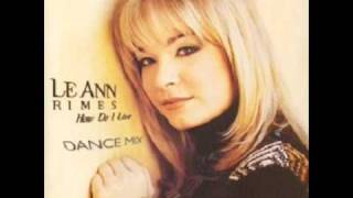 Le Ann Rimes - How Do I Live (Chris