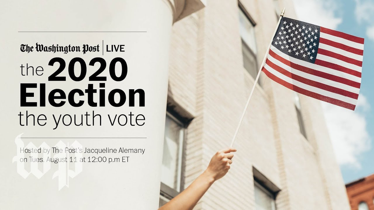 The 2020 Election: The Youth Vote with David Hogg and Alexis Confer (Full Stream 8/11)