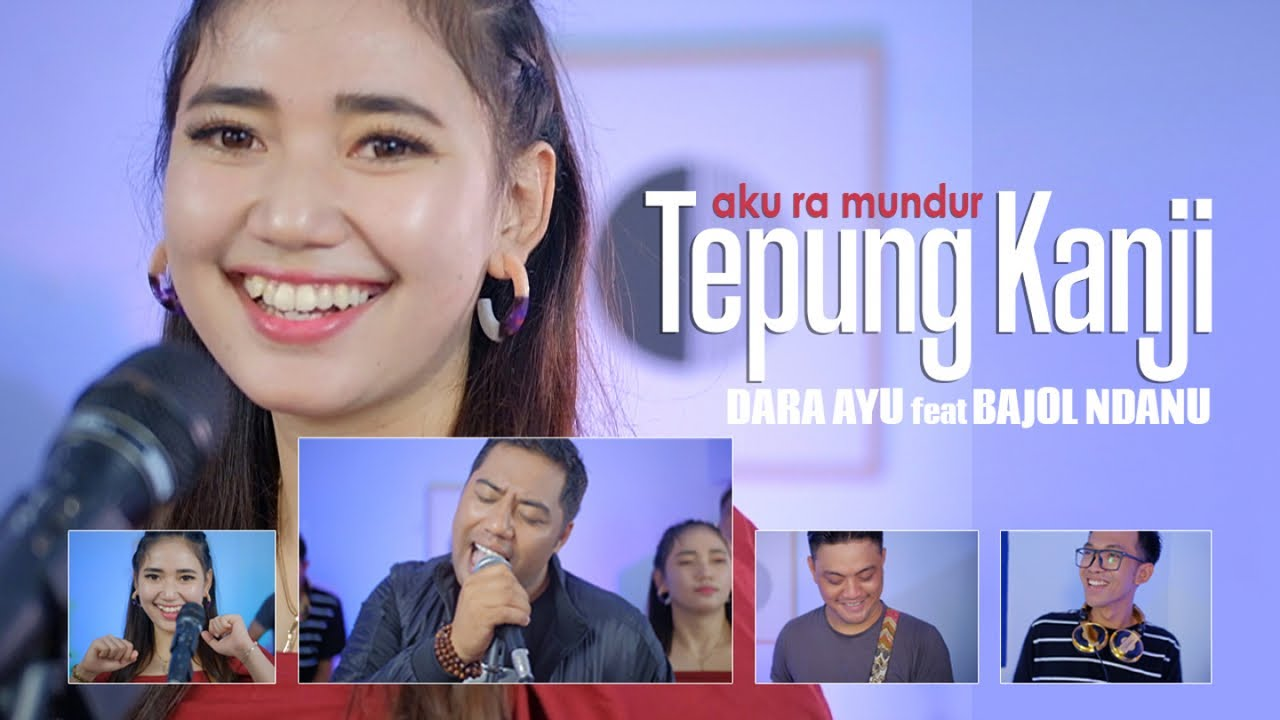 Dara Ayu Ft. Bajol Ndanu - Tepung Kanji || REGGAE KENTRUNG (OFFICIAL MUSIC VIDEO)