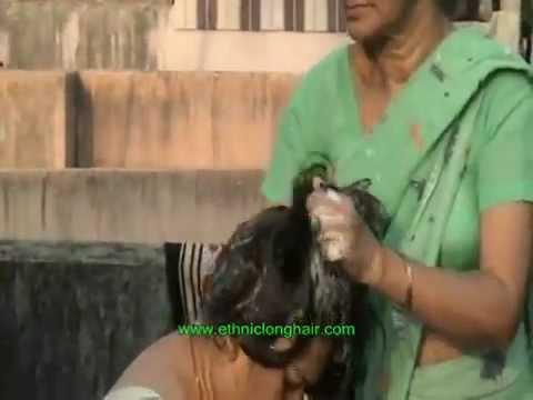 Forward Shampoo Indian Long Hair Youtube