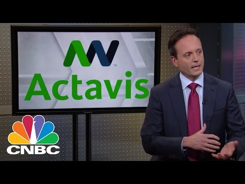 Actavis CEO on Allergan | Mad Money | CNBC