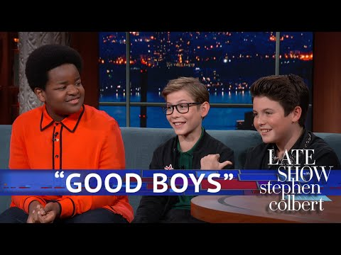 jacob-tremblay,-brady-noon-and-keith-l.-williams-discuss-their-first-kisses